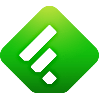 feedly. Read more, know more. 0.2