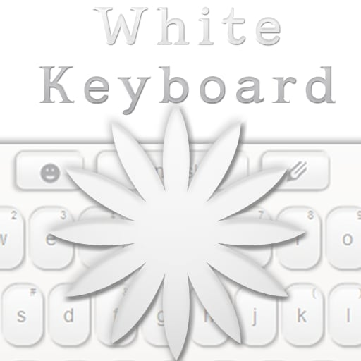 Keyboard for Android White
