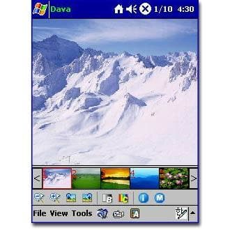 DAVA Picture Viewer