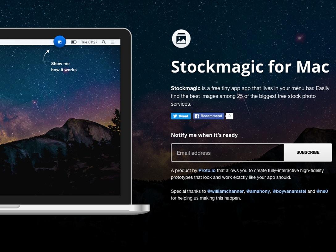 Stockmagic