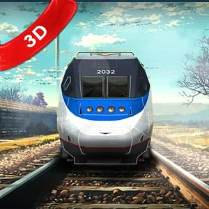 Euro Train Racing 3D Varies with device