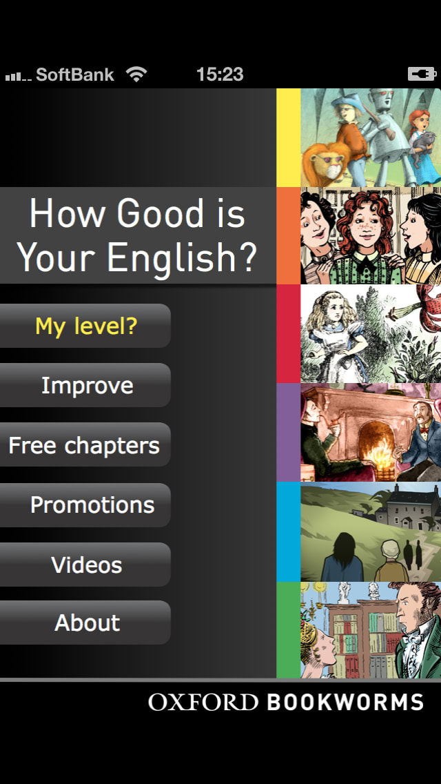 How Good is Your English?