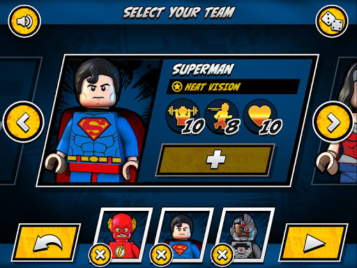 LEGO® DC Super Heroes for Android - Download