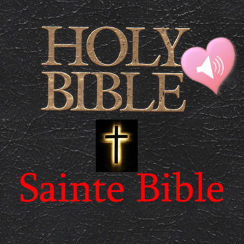 Holy Bible Audio Book in French and English 1.6