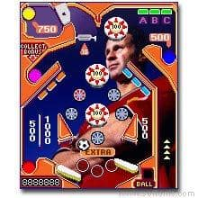 Ryan Giggs Pinball Challenge