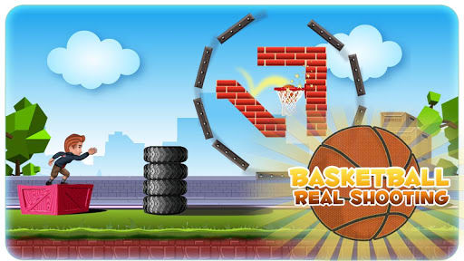 Basketball Real Shooting