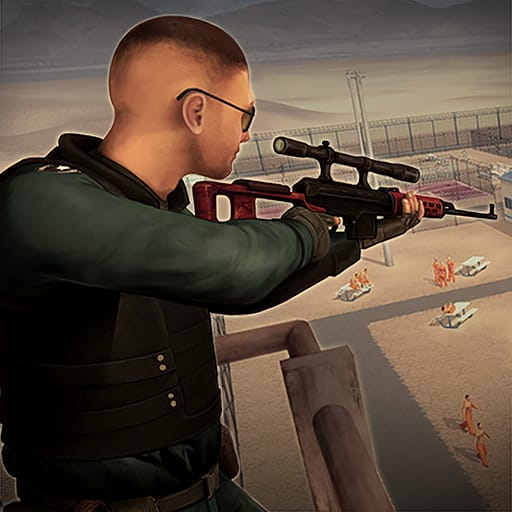Sniper Duty: Prison Yard 1.10