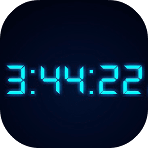 Digital Stopwatch & Countdown