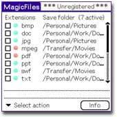 MagicFiles