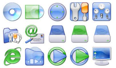 XP iCandy 1 Icons