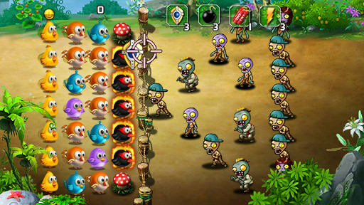 Birds VS Zombies 2S