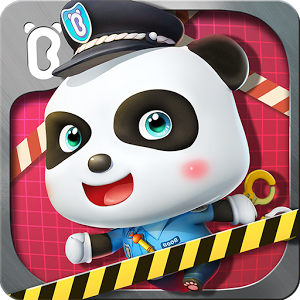 Little Panda Policeman 8.10.00.00