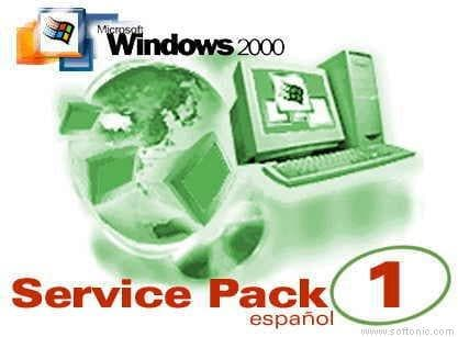 Windows 2000 Professional Service Pack 1