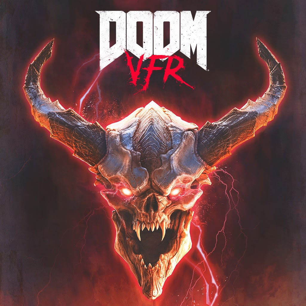 DOOM VFR PS VR PS4 varies-with-device