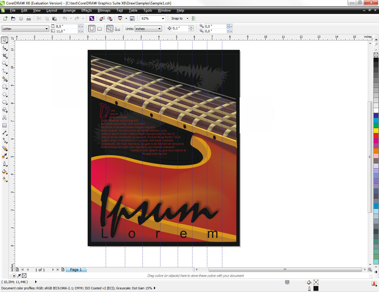 Coreldraw version 12 - Les Plus
