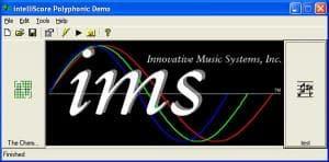 intelliScore Polyphonic