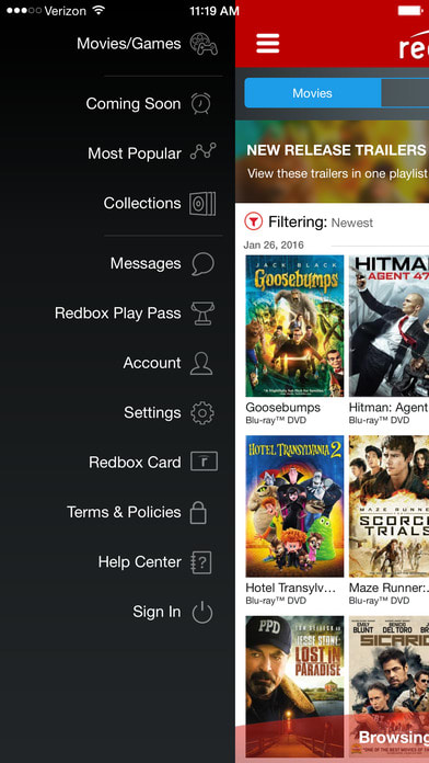 Redbox on Demand on PS4 offers video streaming similar to Netflix. Here you can find and rent a collection of movies and games for a determined price and time.