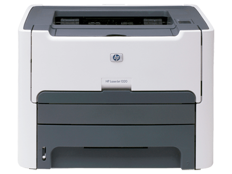 HP LaserJet 1320 Printer drivers
