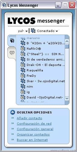 Lycos Messenger