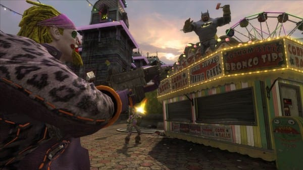 Gotham City Imposters Free to Play