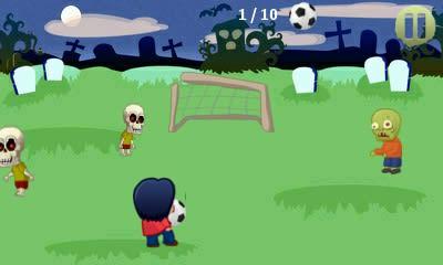 Crazy Zombie Penalty - Brazil Apocalypse