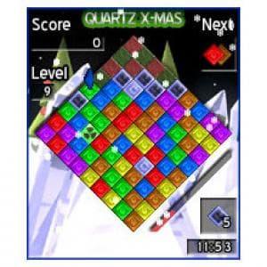 Quarz X-Mas