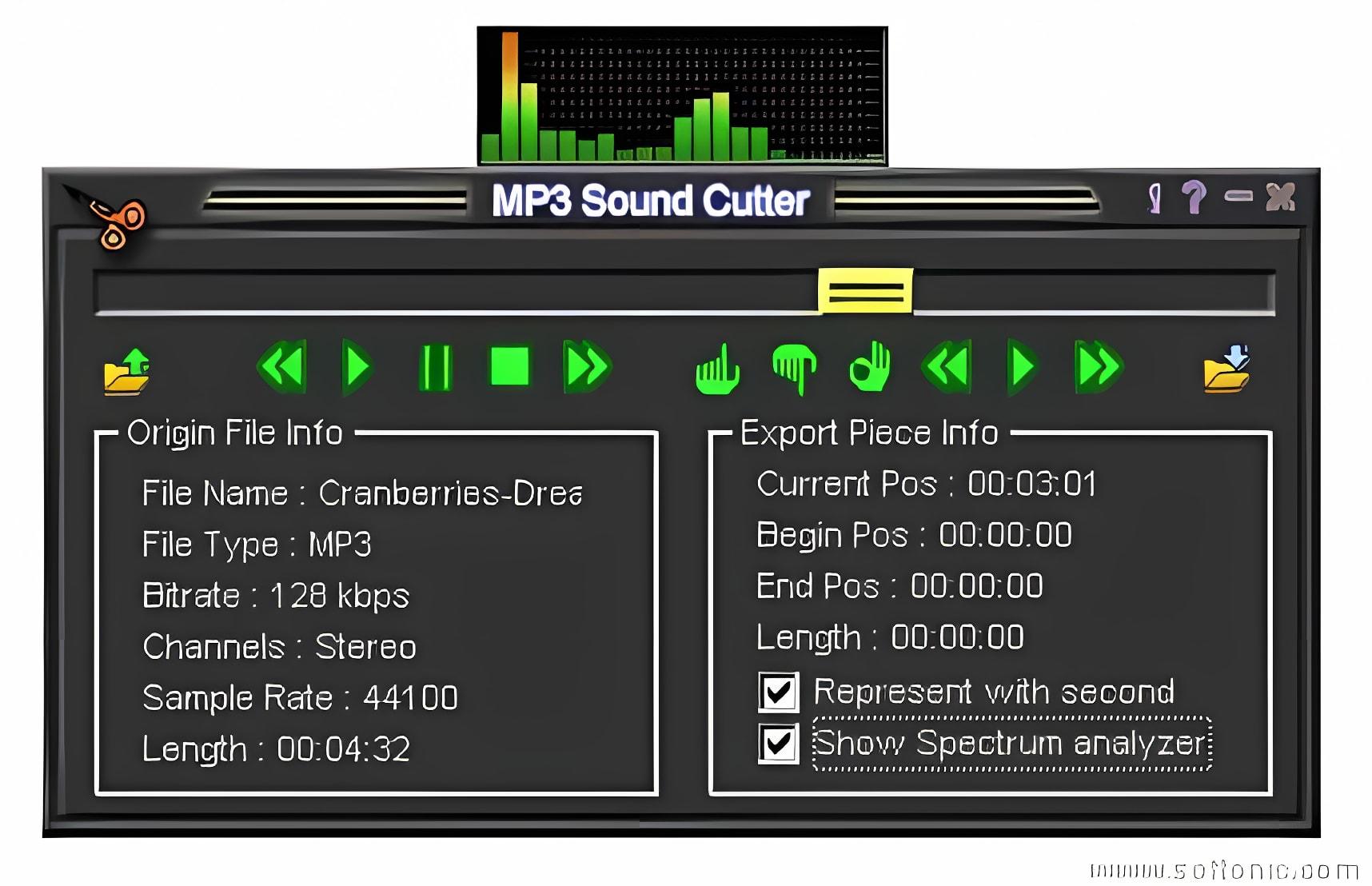 Power MP3 Recorder Cutter