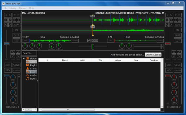 Mixxx 64-bit