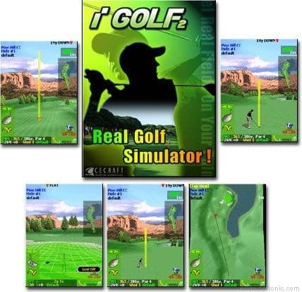Cecraft iGolf2