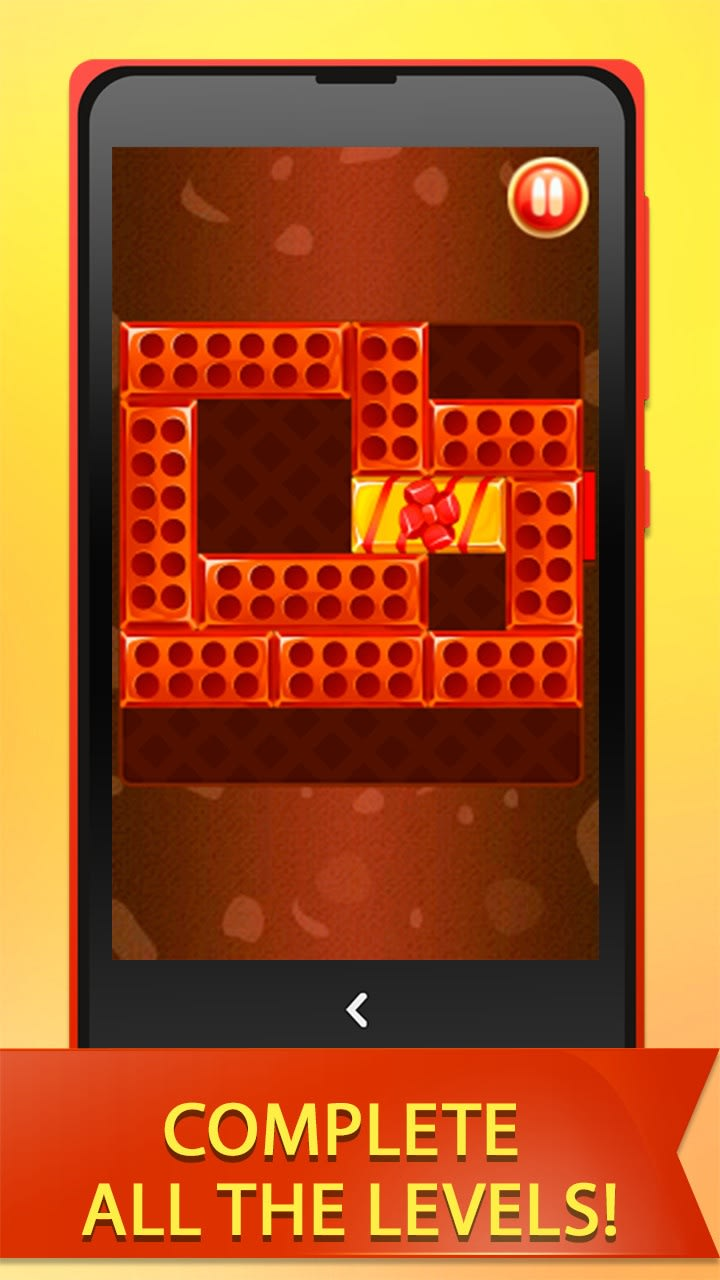 Unlock The Brick - Brain Challenge