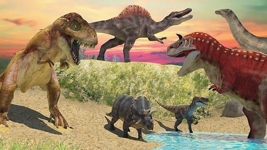Dinosaur Hunter 2018 Dinosaur Games