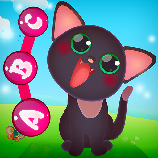 Dots Connection: Cats Puzzle