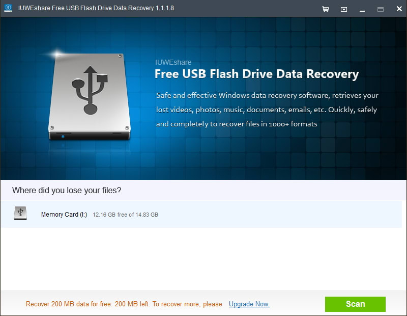 Windows 8.1 Data Recovery Software