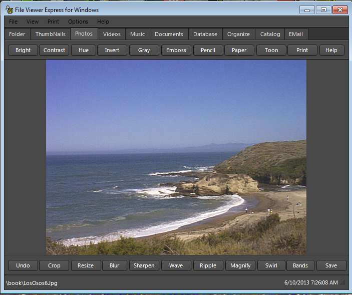 File Viewer Express