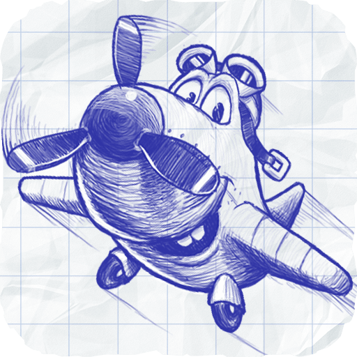 Sketch Plane Flight