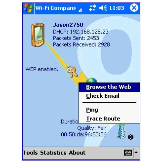 Wi-Fi Companion