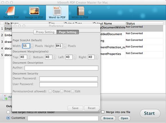 PDF Creator Master for Mac (Mac) - Download