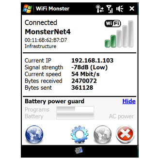 WiFi Monster