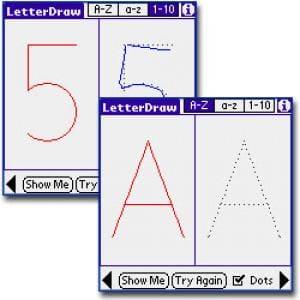 LetterDraw