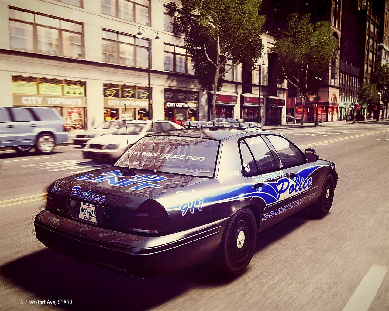 N-RAGE ENB para GTA IV