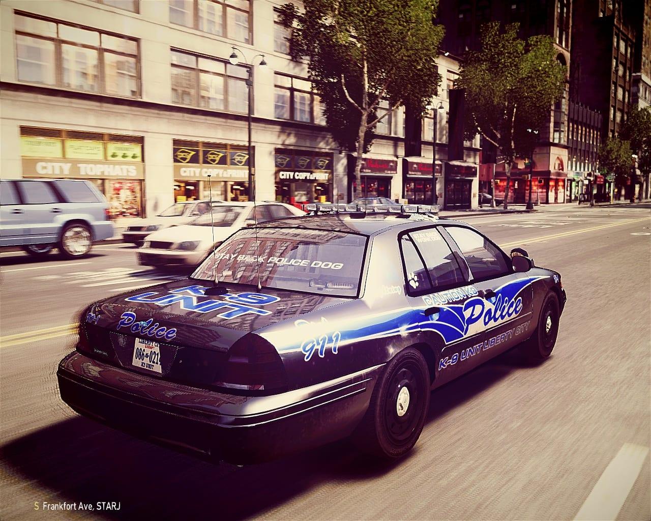 N-RAGE ENB pour GTA IV