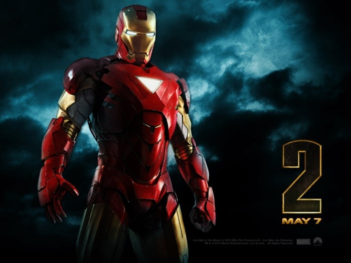 Tapety Iron Man 2