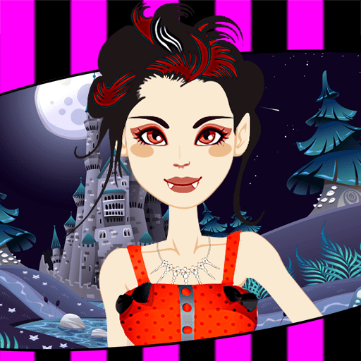 Monster Girl Dress Up Games