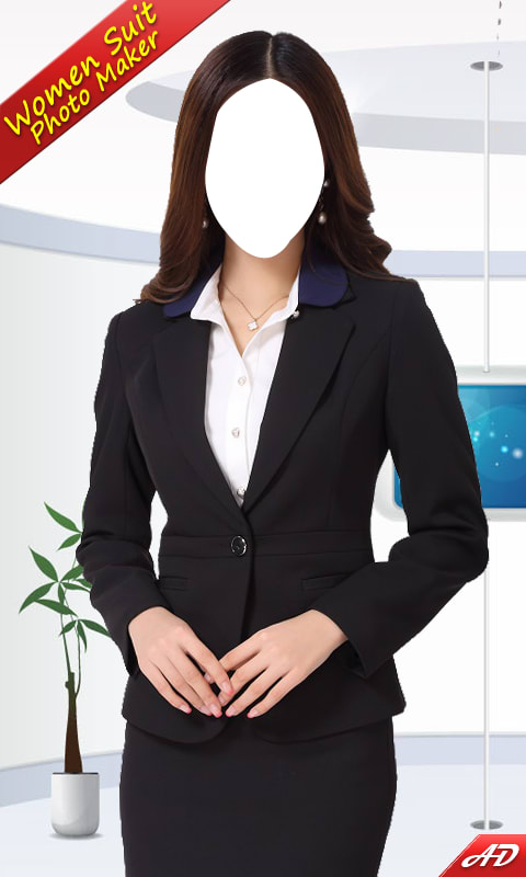 Women Suit Photo Maker New