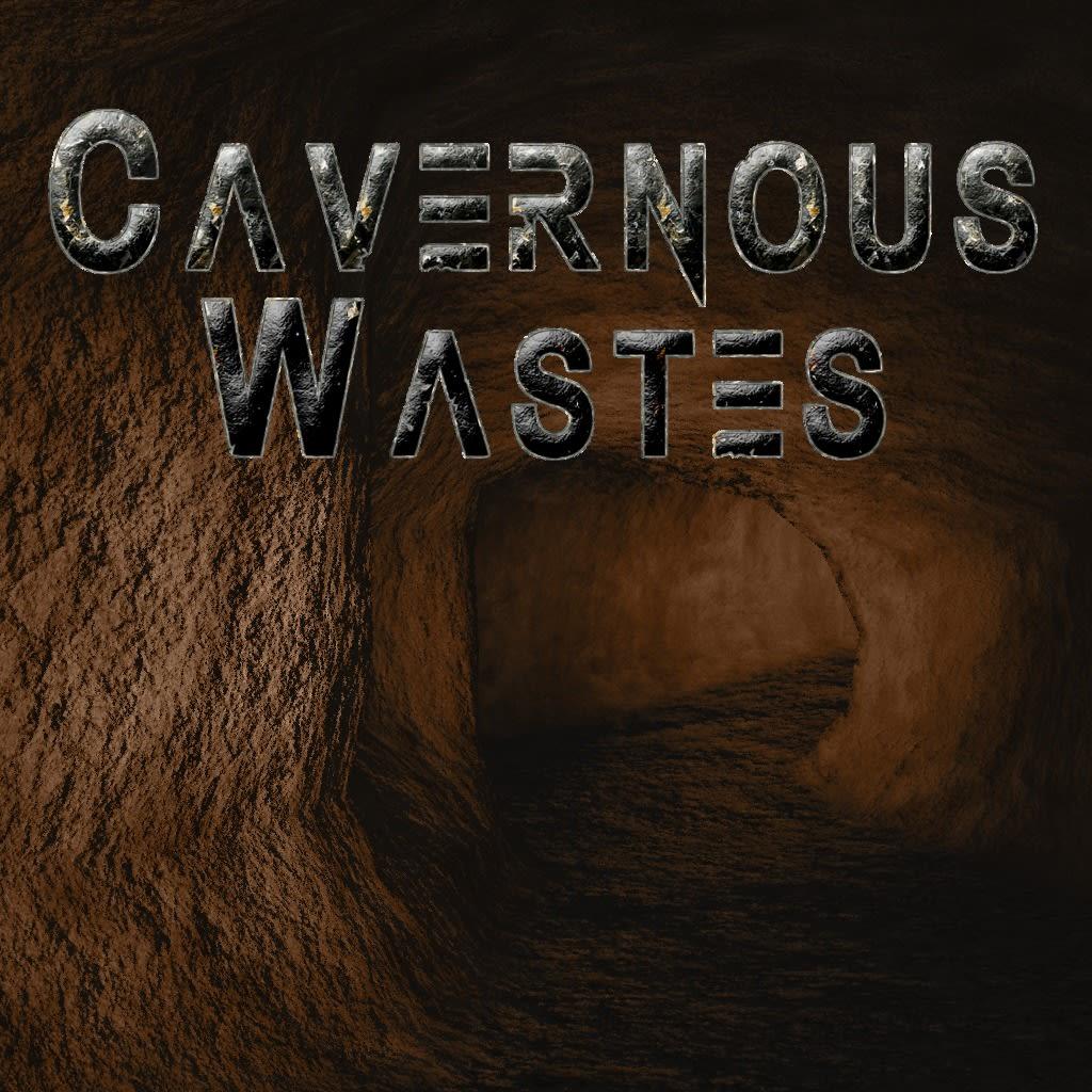 Cavernous Wastes PS VR PS4
