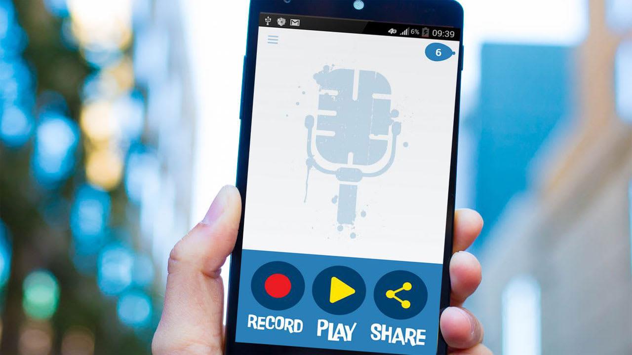 Helio Cambiador de voz + Video