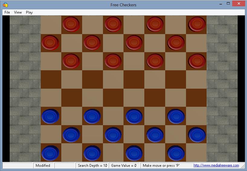 Free Checkers