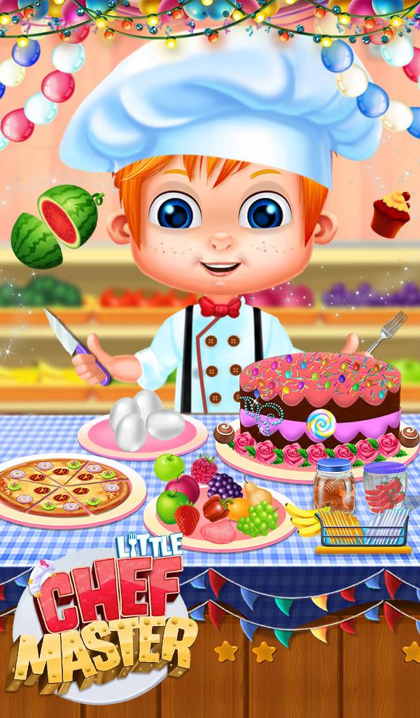Little Chef Master