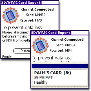 Card Export