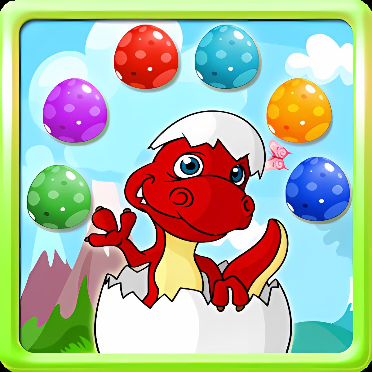 Dinosaur Bubble Shooter 1.01